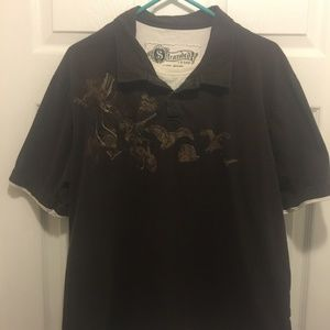 "Stranded ""Birds"" Graphic Tee"